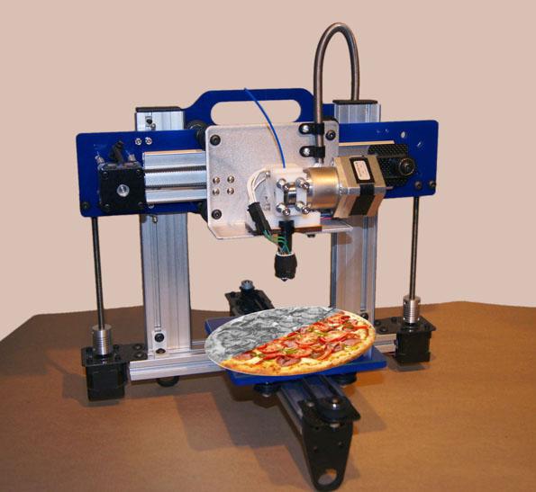What Is 3D Printing Food?